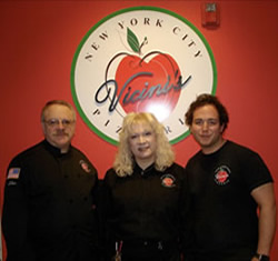 New York City Vicini's Pizzeria and Franchise partners