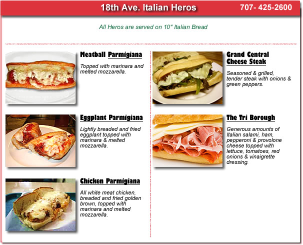 City Delivery List Of Restaurants